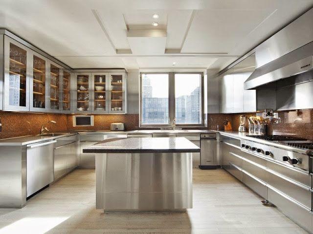 Pin de Vicki Nelson em Kitchen   Design de cozinha, Cozinhas .