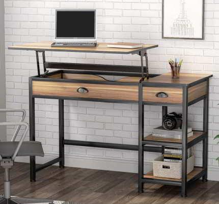 6 Best Computer Desks for Tall People Reviewed - Ergonomic Tren