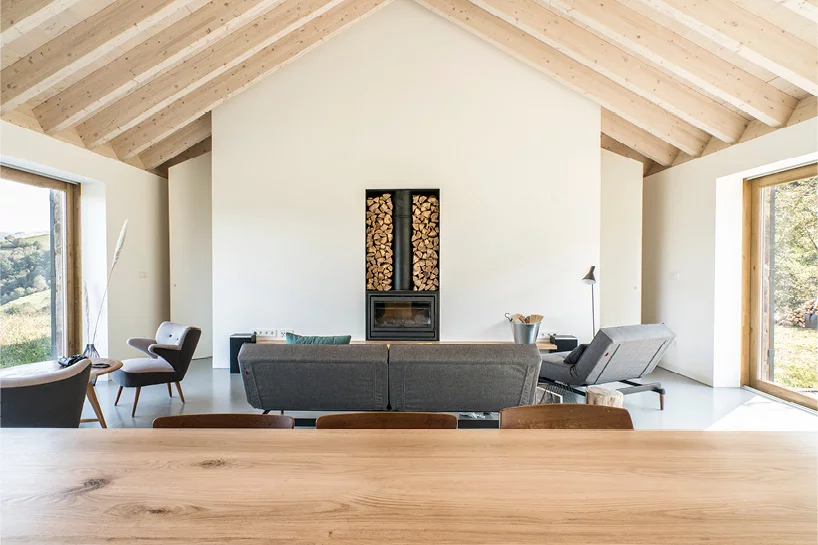 laura alvarez architecture transforms stone shed into a rustic .