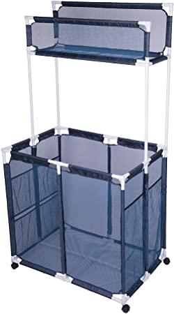 Amazon.com : PUTING Blue Pool Storage Bin 36x24x71-For Pool Floats .