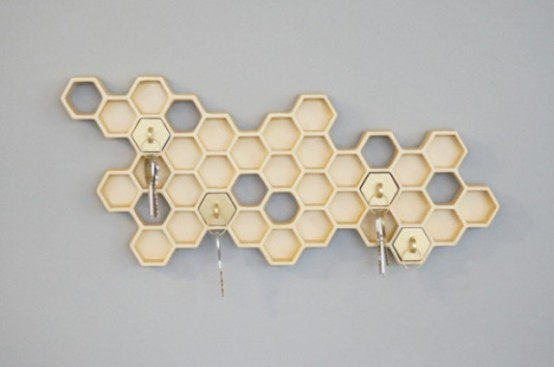 Storing Keys With Comfort: Honey, I'm Home! - DigsDi