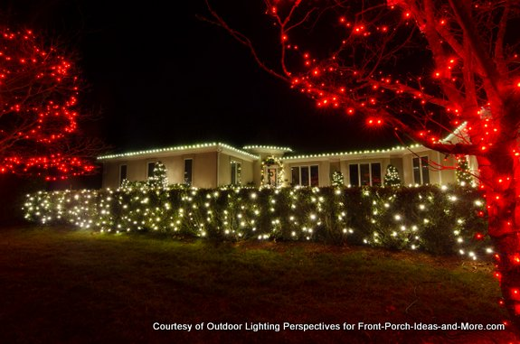 Christmas Light Decorating Ideas   Outdoor Christmas Light .