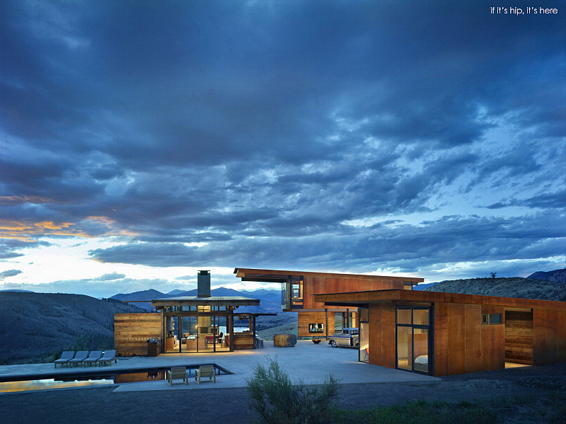 Olson Kundig Architects' Studhorse Wins 2015 AIA Housing Award for .