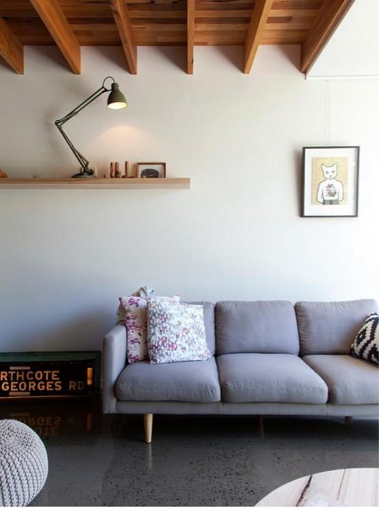 Stylish Hipster House With Laconic Design - DigsDi