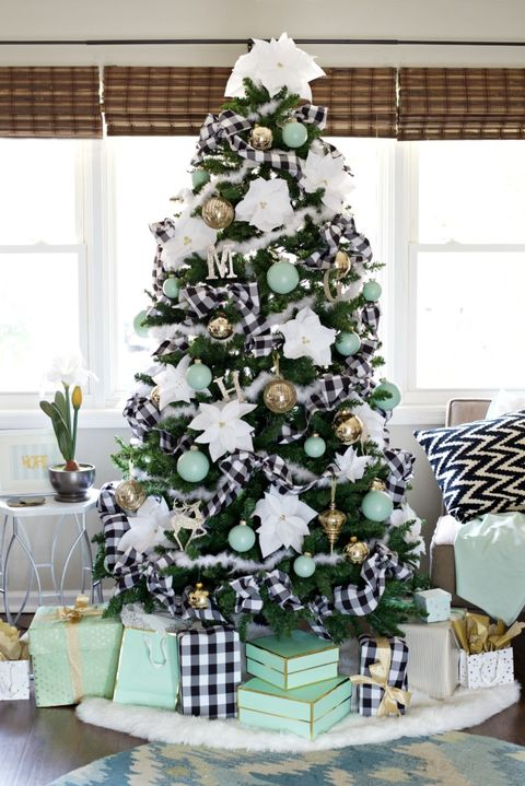 85 Best Christmas Tree Decorating Ideas 2019 - How to Decorate a .