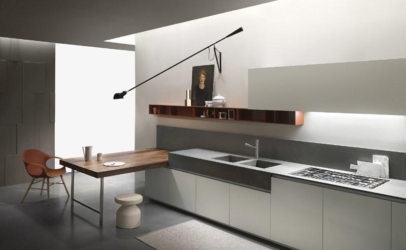 Kitchen ONE By ERNESTOMEDA   Modern kitchen interiors, Wooden .