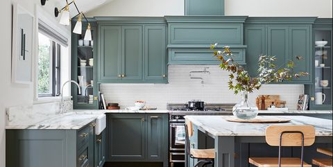 Kitchen Cabinet Paint Colors for 2020 - Stylish Kitchen Cabinet .