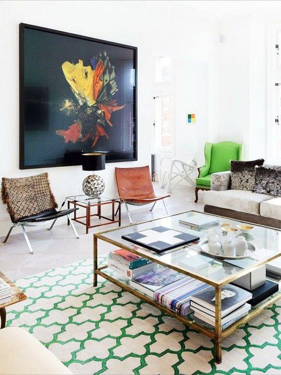 44 Stylish Mid-Century Modern Coffee Tables | DigsDigs | Interior .
