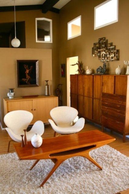 44 Stylish Mid-Century Modern Coffee Tables | DigsDigs | Mid .