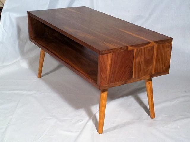 Mid Century Modern Coffee Table Stylish | Belezaa Decorations from .