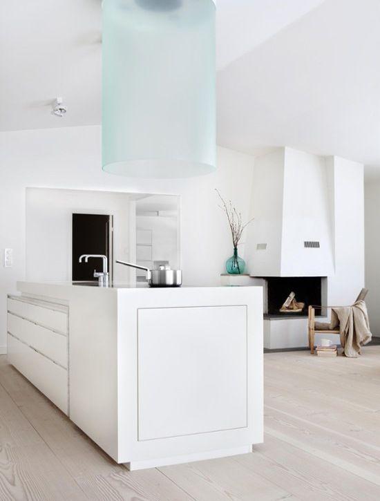 30 Inspiring White Scandinavian Kitchen Designs   Scandinavian .