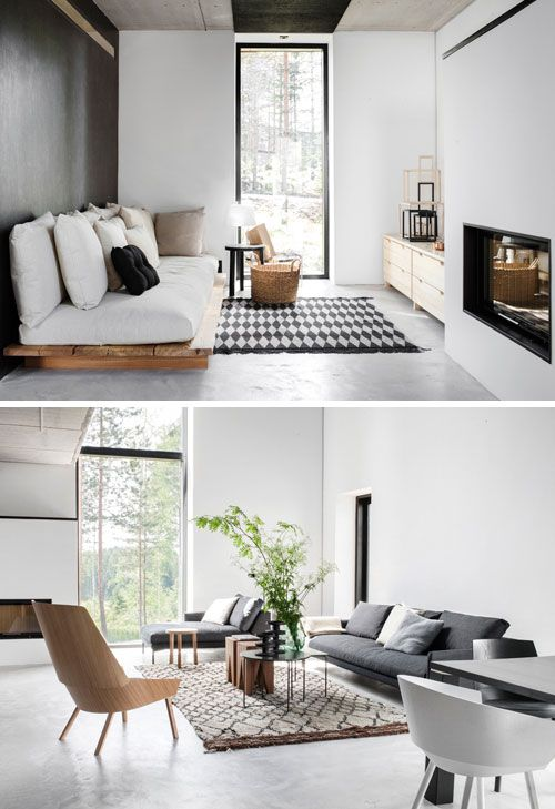 A FINNISH HOME WITH AN INDUSTRIAL TOUCH | THE STYLE FILES .