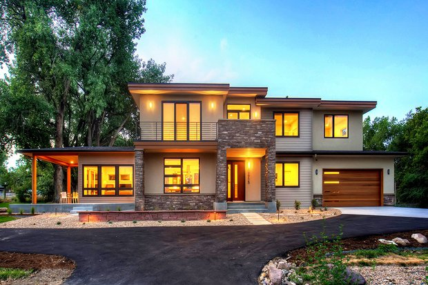 Contemporary House Plans | Modern Architectural Desig