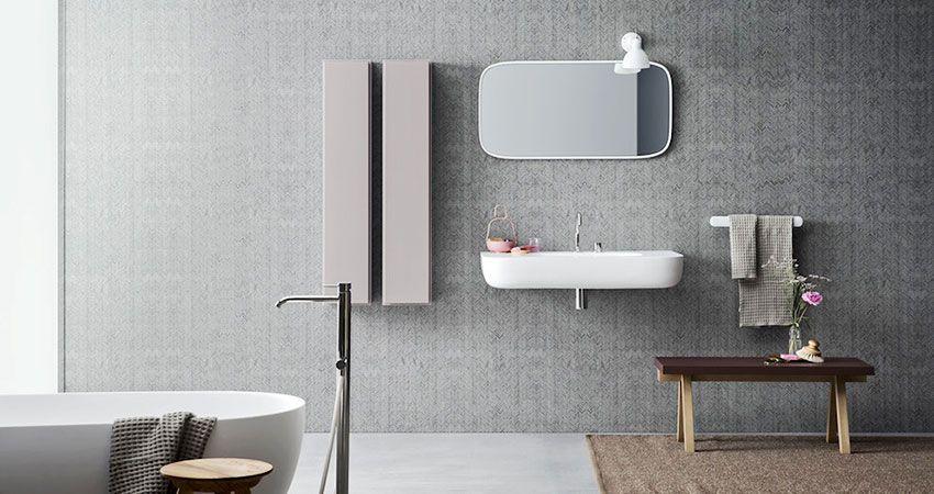 義大利簡約風系統衛浴 Rexa Design - DECOmyplace   Modern bathroom .