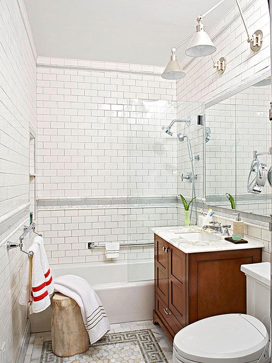 Small Bathroom Decorating Ideas | Better Homes & Garde