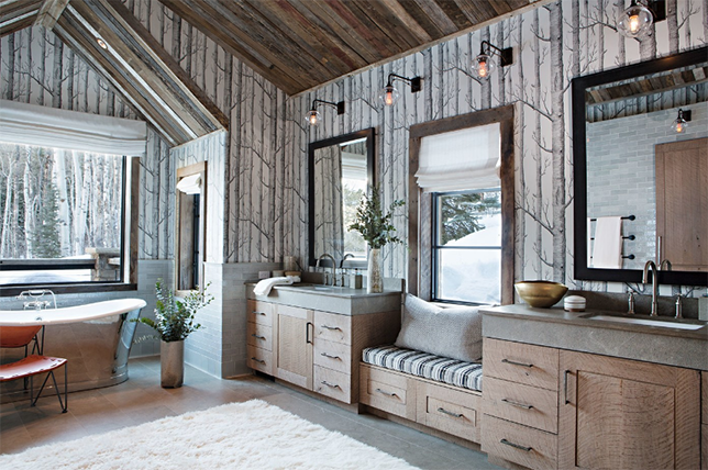 Rustic Bathroom Ideas | Find Inspiration For Your Home | Décor A
