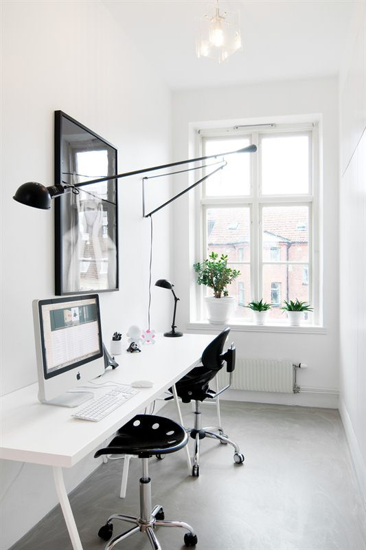 On Style | Today:2020-08-13 | Cool Minimalist Home Office Design .