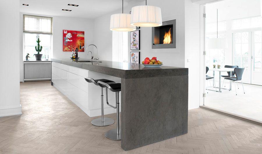 13 Stylish White Kitchen Designs With Scandinavian Touches .