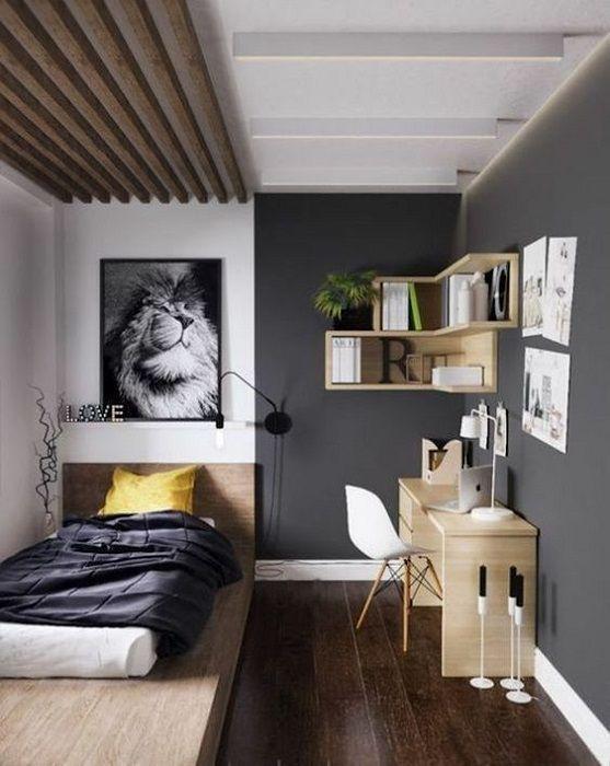 10 Stylish Decoration For Small Bedroom Design Ideas | Minimalist .
