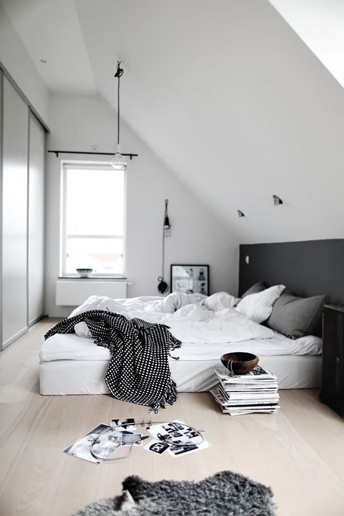 34 Stylishly Minimalist Bedroom Design Ideas | Minimalist bedroom .
