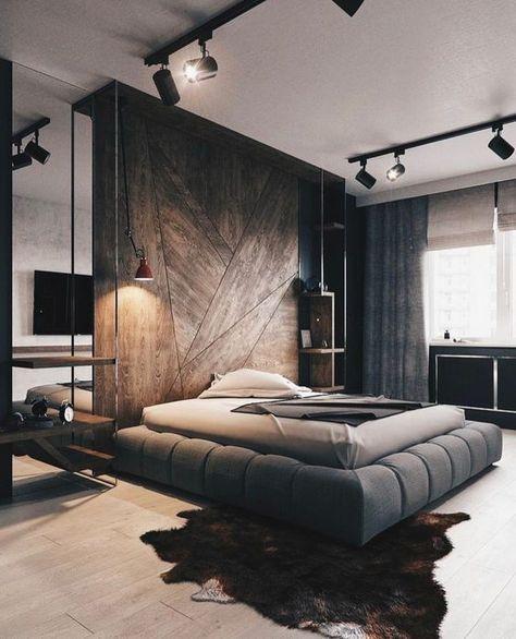 30 Stylish Bedroom Lighting Ideas 2019 (Don't Miss Em) | Luxurious .