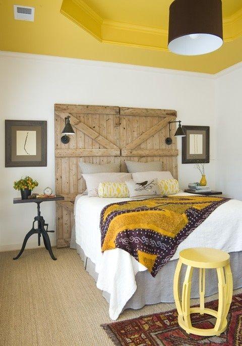 Sunny Yellow Accents In Bedrooms – 49 Stylish Ideas   Barndoor .