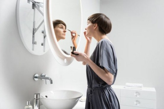 Super Modern Bathroom Mirror Collection Comfortable In Using By .