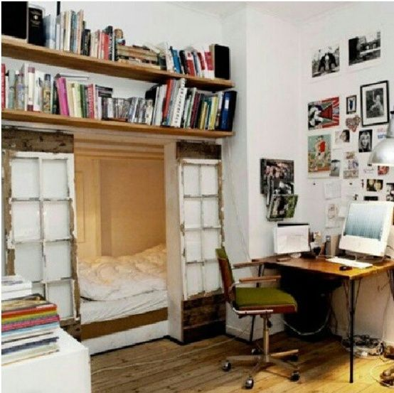 38 Super Practical Hidden Beds To Save The Space | DigsDigs .