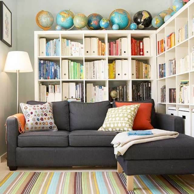 15 Super Smart Ways to Use the IKEA Kallax Bookcase   Home, Home .
