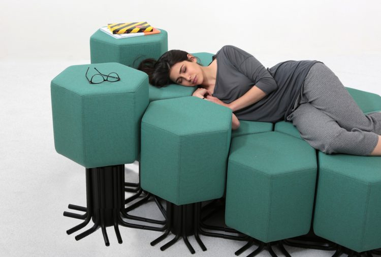 Super Smart Lift-Bit Sofa That Can Be Raised Or Lowered - DigsDi