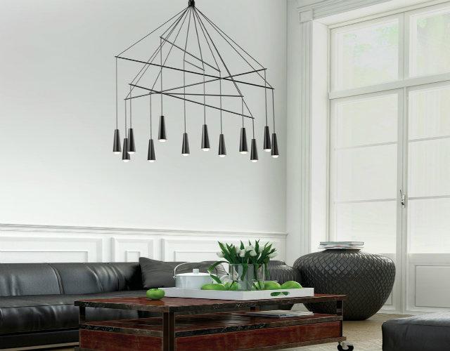 20 Modern Suspension Lamps for Contemporary Interio