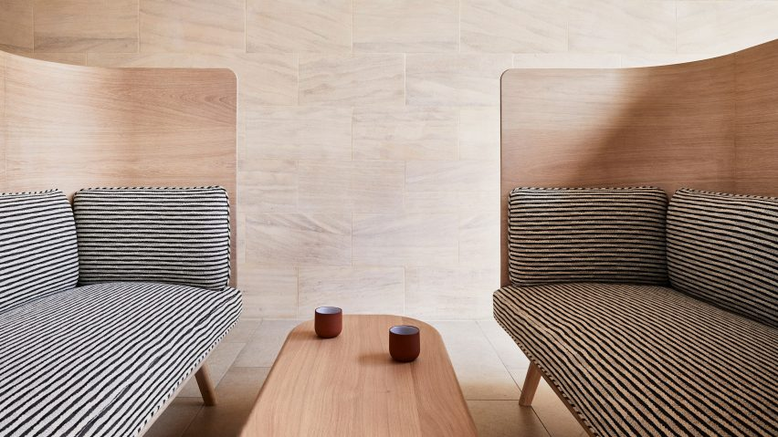 David Rockwell designs Sage office furniture to be more .