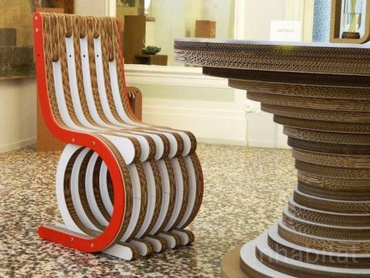 Caporaso Design Unveils Sustainable Furniture Collection Made From .