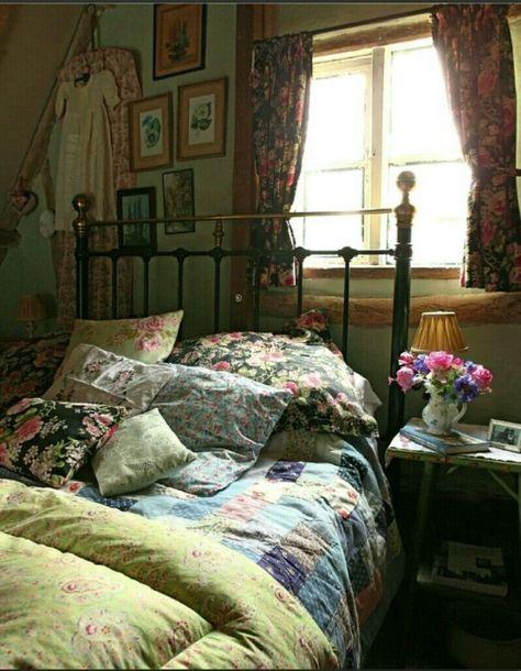 31 Sweet Vintage Bedroom Décor Ideas To Get Inspired | Vintage .