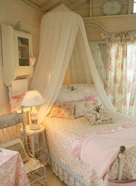 31 Sweet Vintage Bedroom Décor Ideas To Get Inspired   Dormitorios .