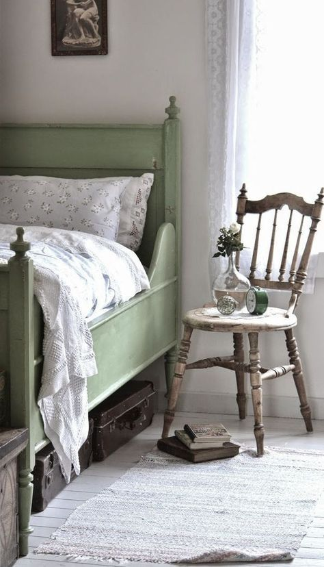 31 Sweet Vintage Bedroom Décor Ideas To Get Inspired | Ev için .