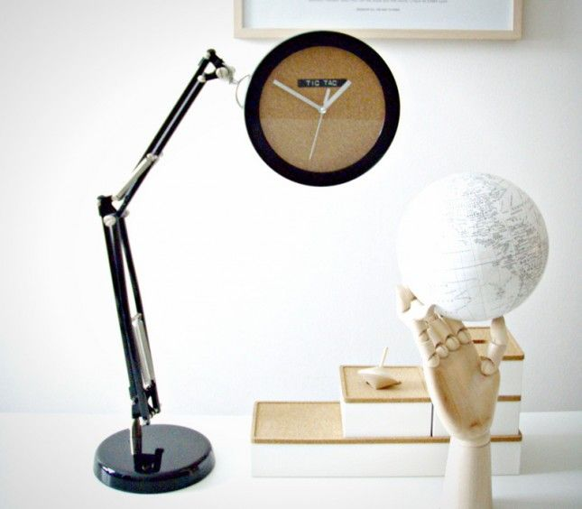 20 Handmade Desk Lamps to Light Up Your Workspace   Handmade desks .