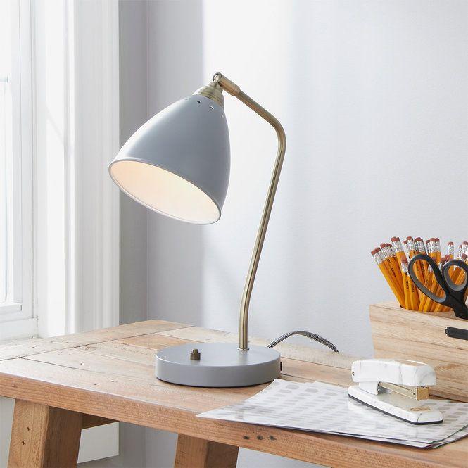 Angled Desk Lamp in 2020   Desk lamp, Best desk lamp, Vintage lam