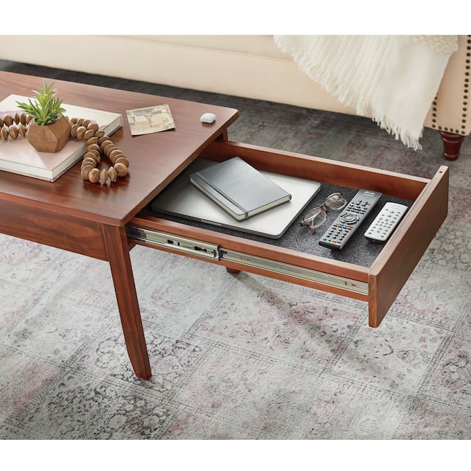 Hidden Storage Coffee Table | Ginny