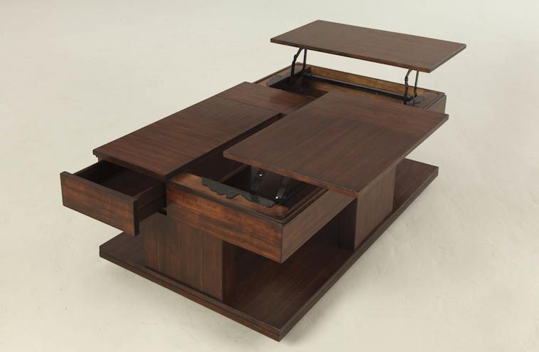 5 Pieces of Furniture with Secret Storage Compartmen