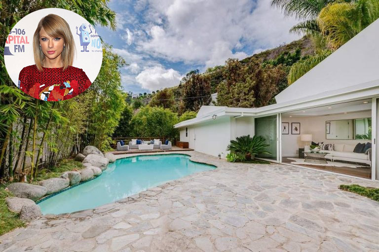 Taylor Swift's gorgeous Beverly Hills home is on the market – take .