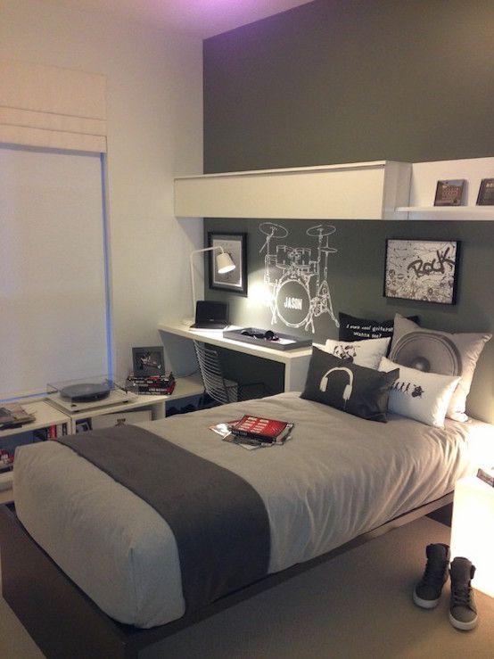 Pin on Small Bedroom Ideas | BarndominiumFloorPlans.c