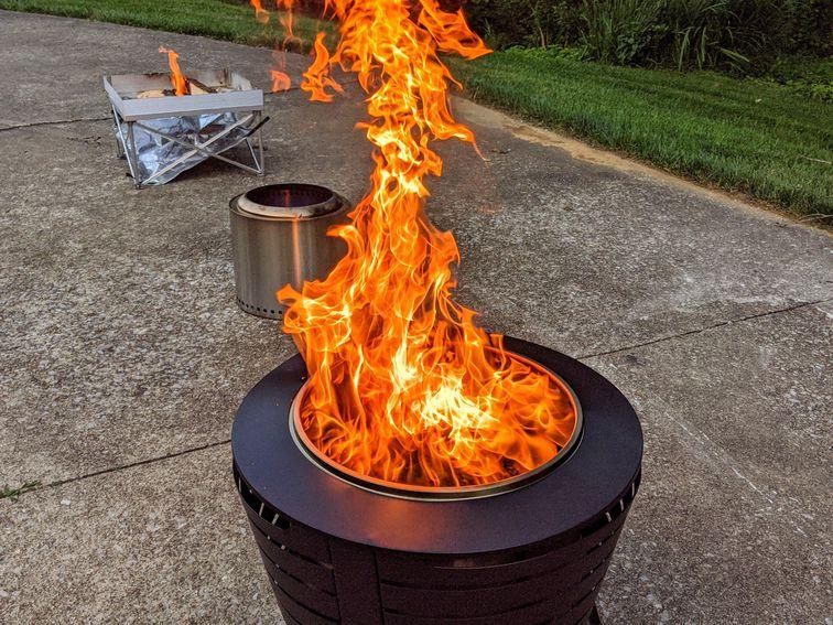 Best fire pits for 2020: Solo Stove, Tiki, Hampton Bay, Garden .