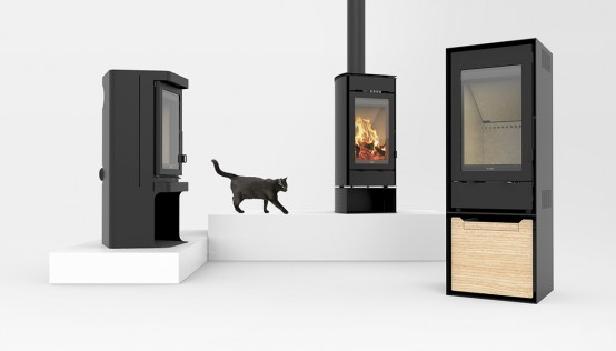 TEK Stove Collection To Cozy Up By A Crackling Fire - DigsDi