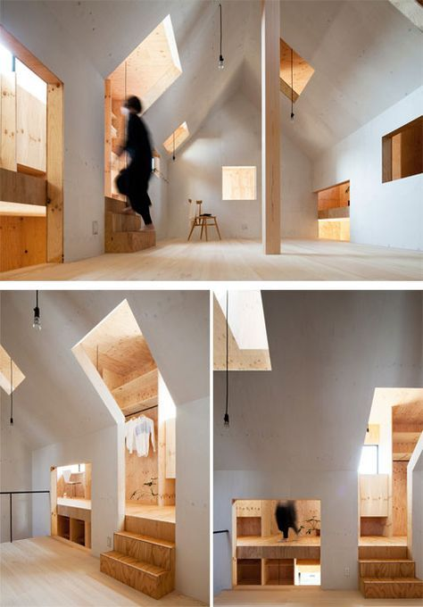 Japanese architecture with warm minimalism – Sustainable .