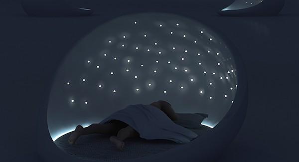 The Cosmos Bed | Luxury Reta