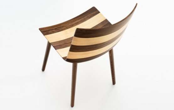 The Latest Décor Trend: 20 Striking Two-Toned Wooden Furniture .