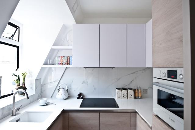 51 Small Kitchen Design Ideas That ROCKS - Shelterne