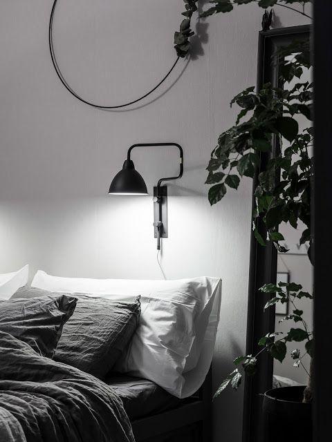 Lasarettsgatan 6, Swedish apartment after a tasteful and .