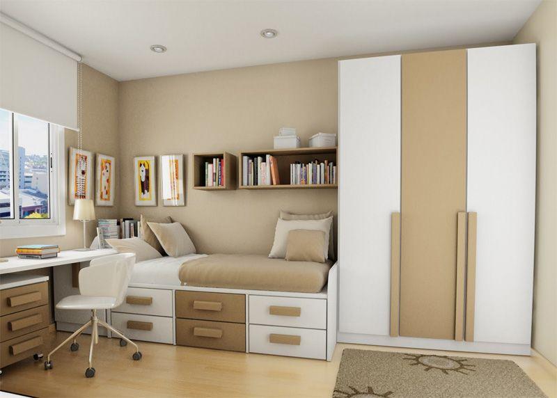 55 Thoughtful Teenage Bedroom Layouts | Bedroom layouts, Bedroom .
